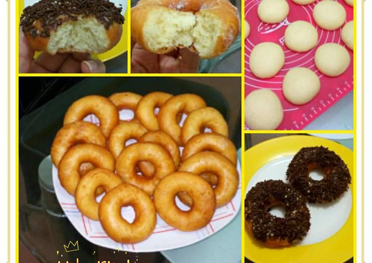 Resep Donat lembut Karya lits_kitchen