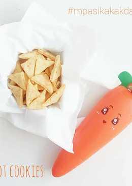 Carrot Cookies #beranibaking