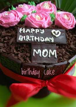 18 resep sponge cake coklat kukus enak dan sederhana Cookpad
