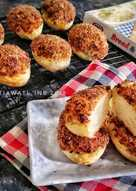 Roti Abon(Meat Floss Buns)