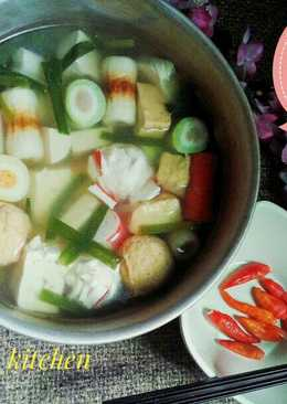 Steamboat Suki Homemade