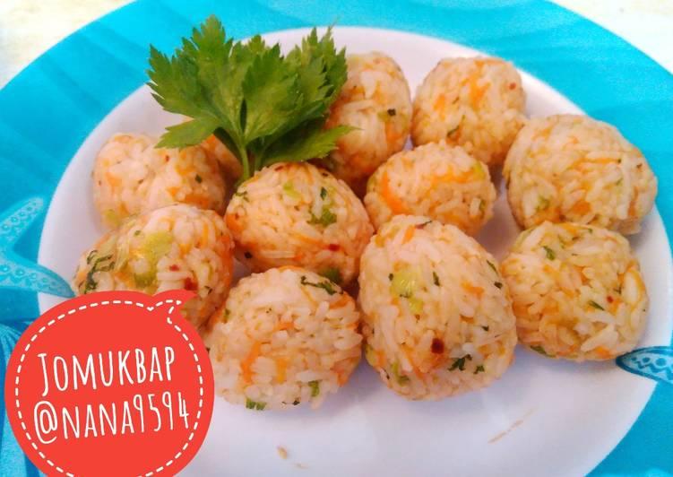 Nasi kepal aka Jomukbab #rabuBARU