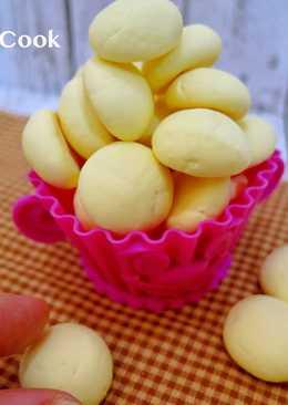 Egg Biscuits/ Tamago Boro/ 4 bahan saja 👍