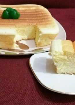 Japanese Cheese Cake (JCC)