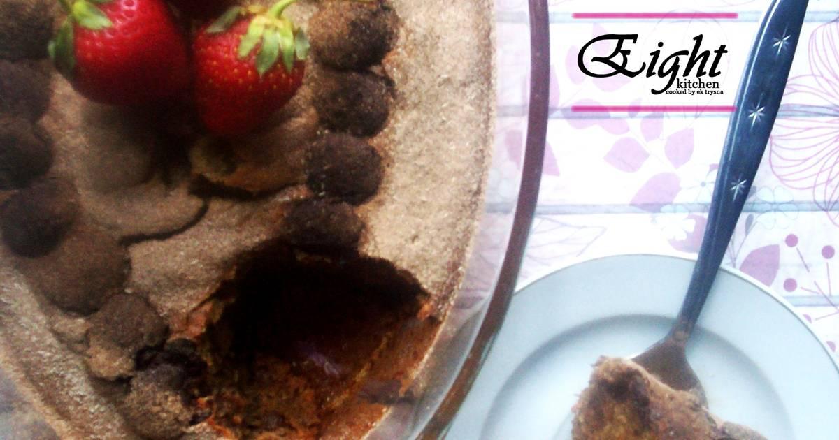 Resep Banana Cake Ala Jepang: Resep Recook Banana Cake Ala Chef Farah Quinn Oleh Eka