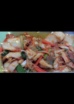 Kimchi rumahan