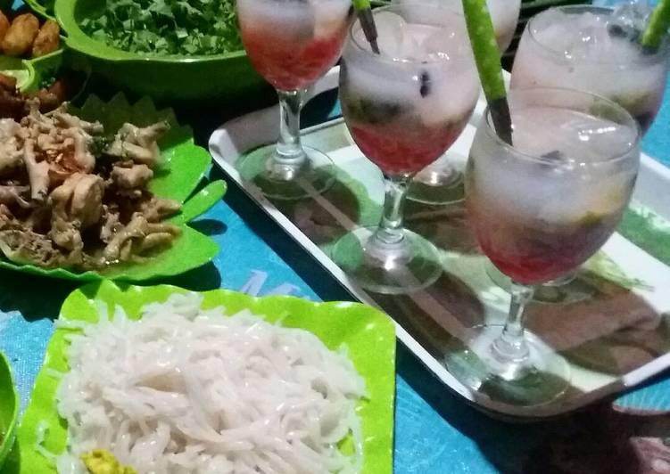 Resep Es Kelapa muda kw alpukat Oleh Citra Risa Septiani