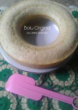 Bolu Telur / Original