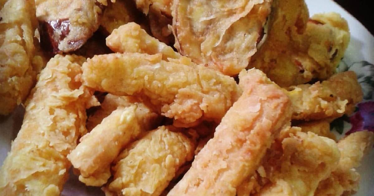 Resep Terong & Tahu Crispy oleh Radika Bening Sukma - Cookpad