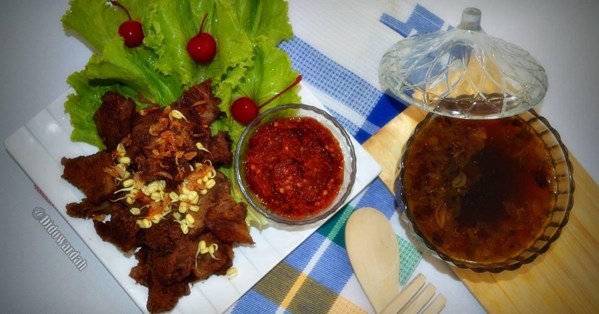 resep rawon daging sapi oleh wardat el ouyun   cookpad