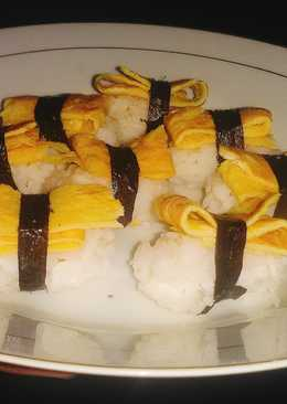 Sushi dadar telur
