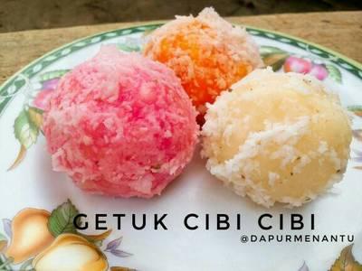Getuk Cibi Cibi #indonesiamemasak