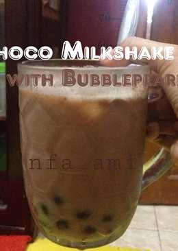 Choco Milkshake with Bubblepearl/Boba