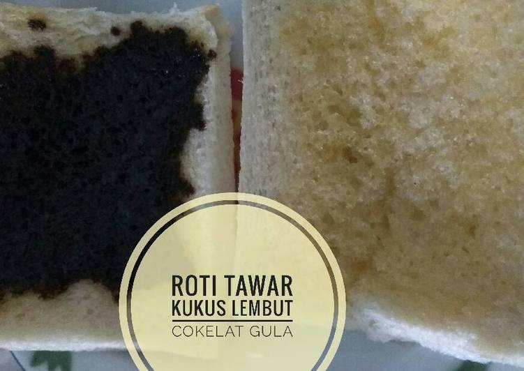 Resep Roti Tawar Kukus Lembut Cokelat Gula Kiriman dari Gitanindy