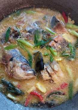 Ikan kembung masak santan