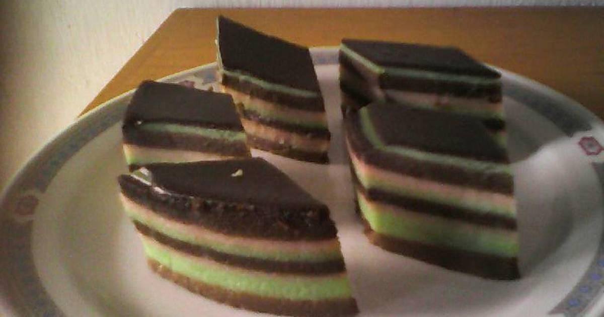 Resep kue lapis sederhana