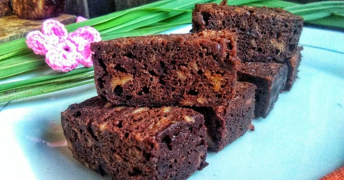 Brownies Kukus Pisang: 323 Resep Brownis Pisang Kukus Enak Dan Sederhana