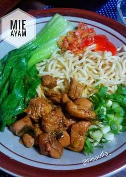 Mie Ayam Pokcoy