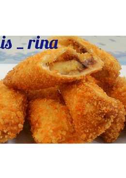 436 Resep Roti Tawar Gulung Pisang Enak Dan Sederhana