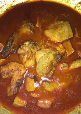 Gulai Ayam Merah