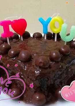 7665 resep cake coklat lembut enak dan sederhana Cookpad