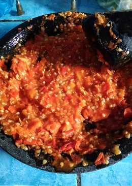 Sambal Tomat Mentah