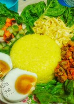 Nasi uduk/nasi kuning rice cooker