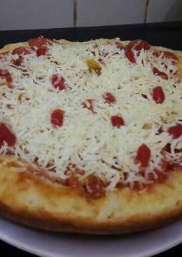 Pizza teflon empuk