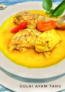 Gulai Ayam tahu #33