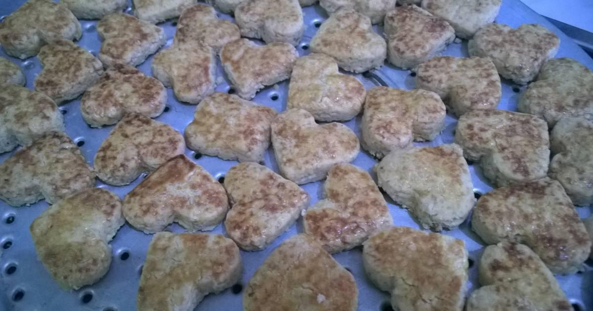 Resep Cookies Kacang Jadul