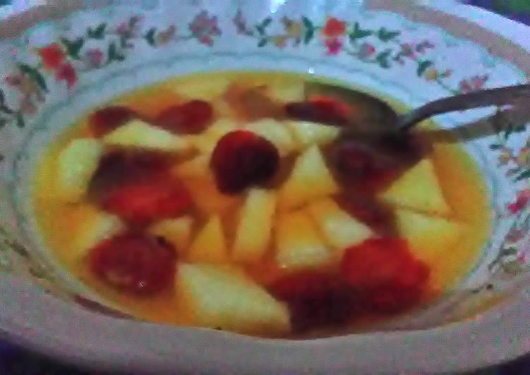 Es buah anti galau
