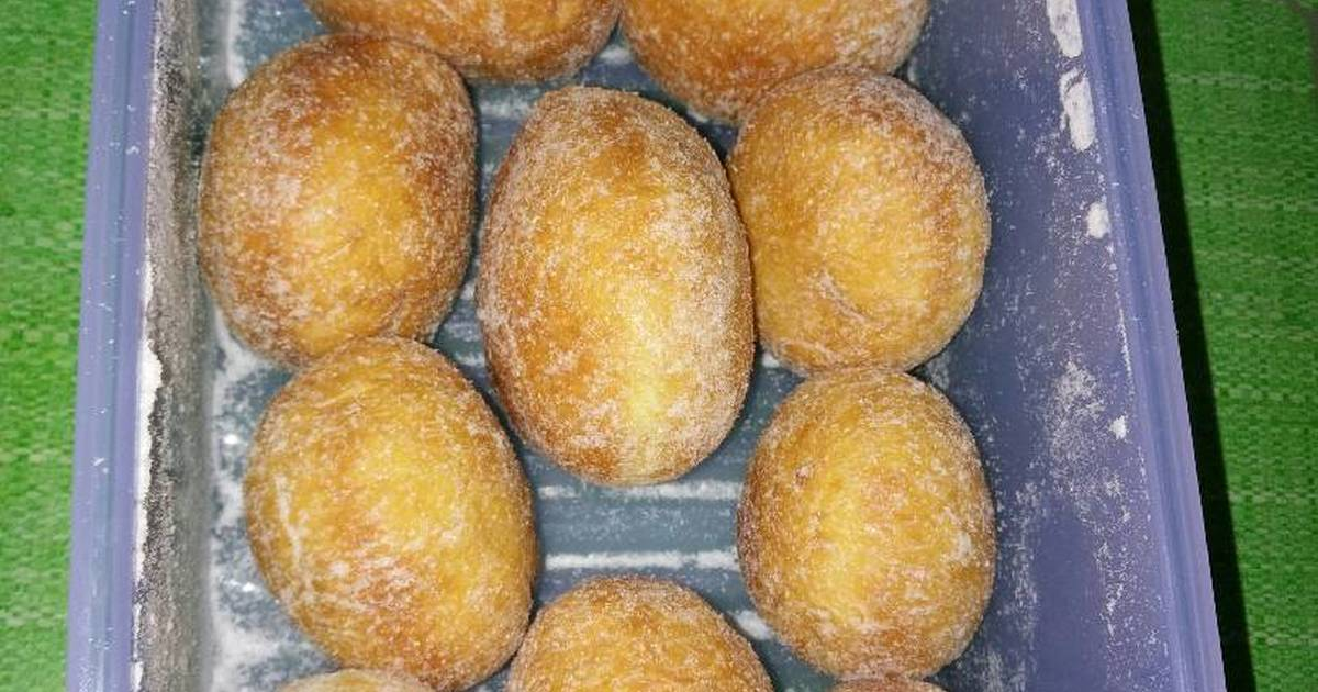 Kue donat - 1.633 resep - Cookpad