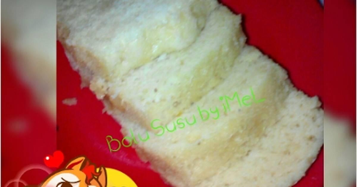 Resep Bolu Susu