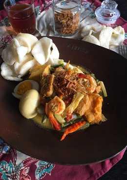 Lontong Sayur (#pr_homemadestreetfood)