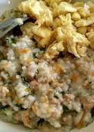Bubur Ayam Sayur