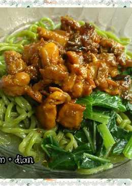 Mie Ayam sederhana Homemade