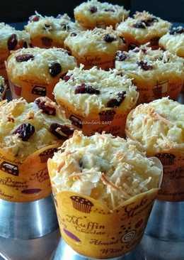 Cheese Custard Muffin