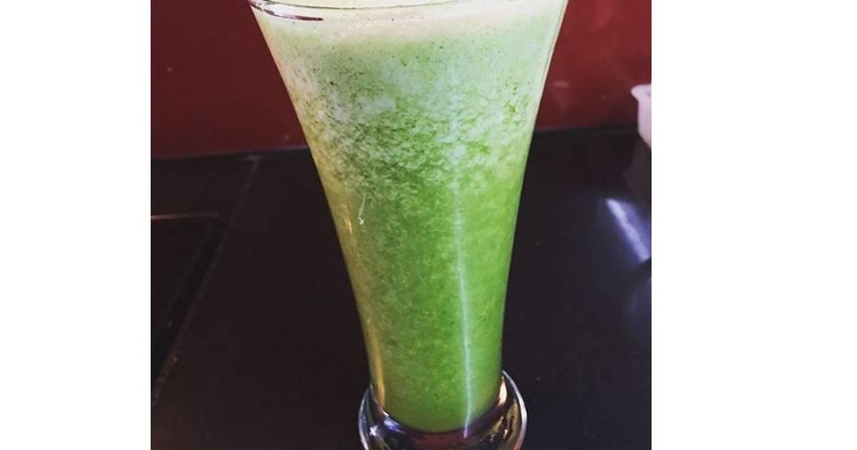Green Detox Machine Juice Recipe