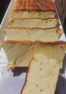 Bolu keju / cheese cake