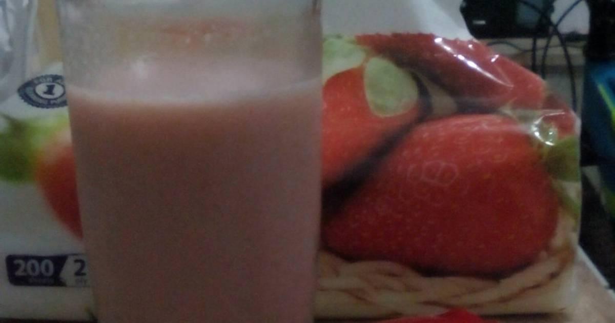 Resep Jus melon mix jambu merah
