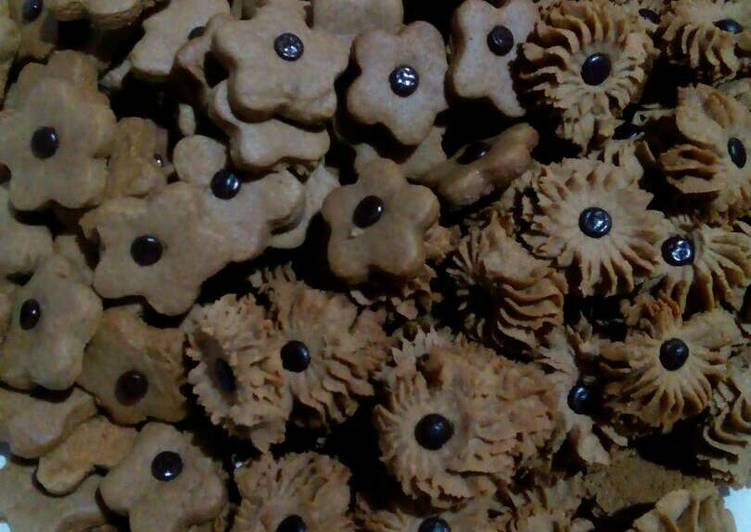 Resep Kue kering coklat Dari Linda SriRejeki