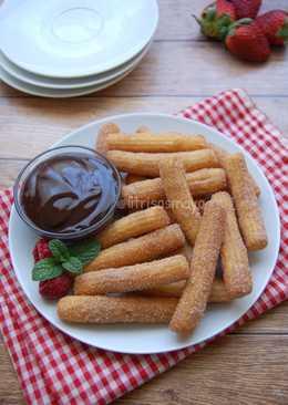1 594 Resep Churros Homemade Enak Dan Sederhana Cookpad