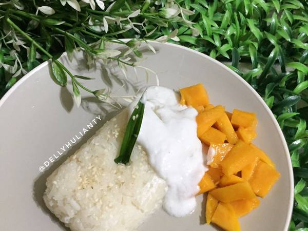Mango Sticky Rice ❤️