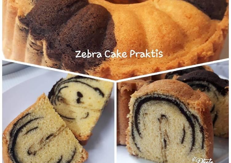 261. Zebra Cake Praktis