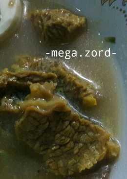 Soto Daging (Madura)
