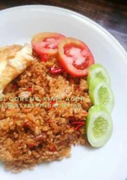Nasi Goreng Khas Aceh