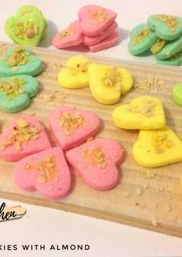Maizena cookies - simple 3 bahan #32