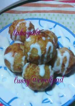Takoyaki Telur Puyuh Tanpa Baking Powder