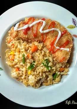 Nasi Goreng Katsu