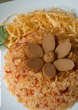 Nasi Goreng Jawa (bumbu uleg)